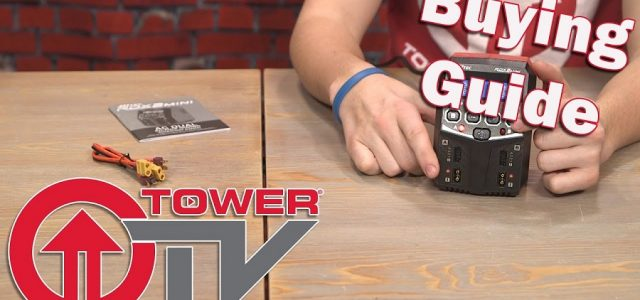 Tower TV Buying Guide: Hitec RDX2 Mini AC Charger [VIDEO]