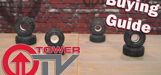 Tower TV Buying Guide: Pro-Line 1.9″ Crawler Tires [VIDEO]