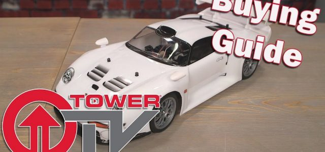 Tower TV Buying Guide: Tamiya 1996 Porsche 911 GT1 Street [VIDEO]