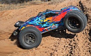 Traxxas Sledgehammer Tires For The Rustler 4X4 [VIDEO]
