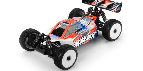 XRAY XB8E '20 Electric 1/8 4WD Buggy