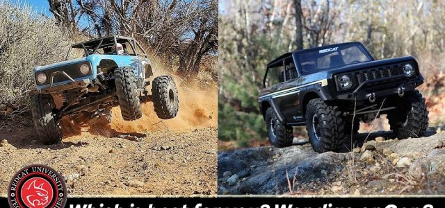 Crawler Or Rock Racer? Redcat Gen8 & Wendigo Differences Explained [VIDEO]