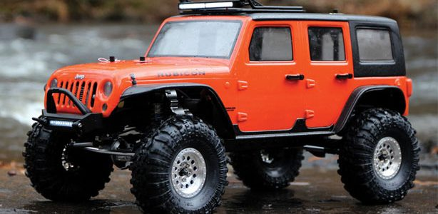 Redcat Racing's Gen8 PACK:  The Base For The Perfect Trail Build