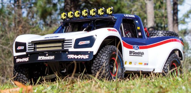 Ultimate Scale Machine – Building Up The Traxxas  Unlimited Desert Racer