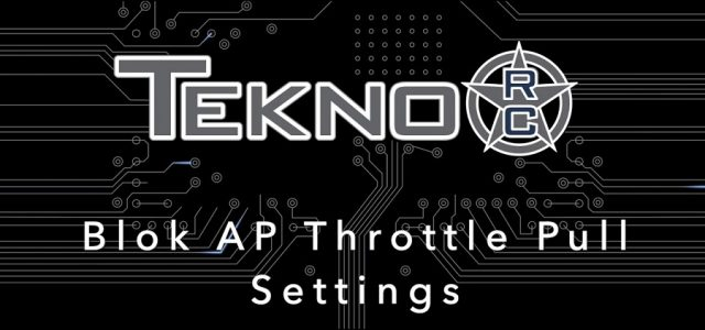 Adjusting Blok AP Carburetor Pull Settings With Tekno's Joe Bornhorst [VIDEO]