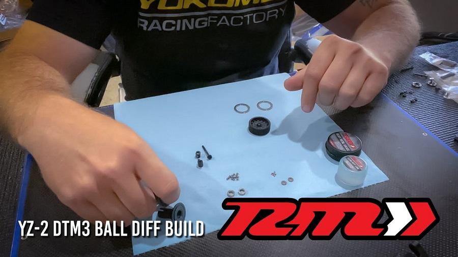 Ball Differential Build Tips & Tricks With Yokomo's Ryan Maifield