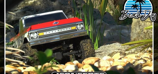 Beach Trip With The JConcepts 1970 Chevy C10 [VIDEO]