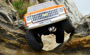 Crawler Paradise With The Traxxas Chevy K-5 Blazer [VIDEO]