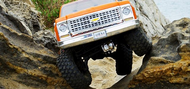 Crawler Paradise With The Traxxas Chevy K-5 Blazer [VIDEO]