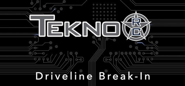 Driveline Break-In With Tekno's Joe Bornhorst [VIDEO]