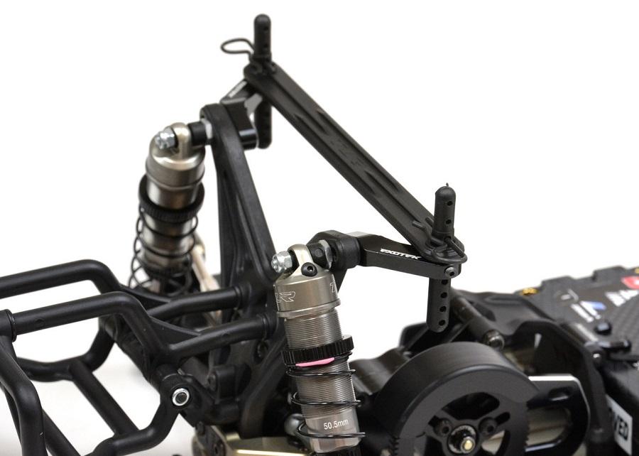 Exotek TLR 22 Aluminum Body Mounts