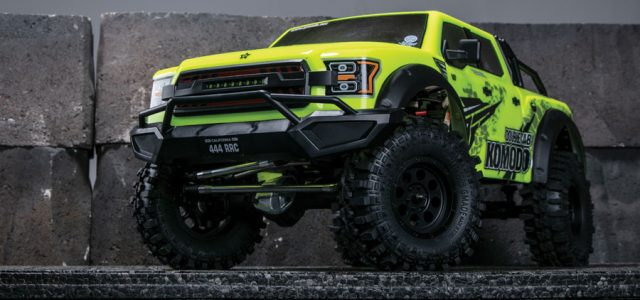 Attack the Trail – The GMade Komodo Double Cab Is Ready For The Challenge