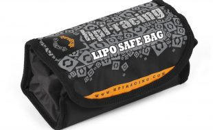 HPI Plazma Pouch LiPo Safe Case (Black)