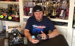 How To Change Nitro Engine Bearings With Mugen's Adam Drake [VIDEO]