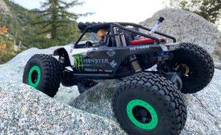 Monster Energy CR12 Custom Build