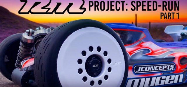 JConcepts Cheetah 83mm Speed-Run Wheels & Speed Fangs Belted Tires [VIDEO]