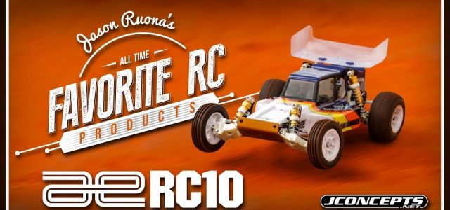 Jason's All Time Favorites – Team Associated RC10 [VIDEO]