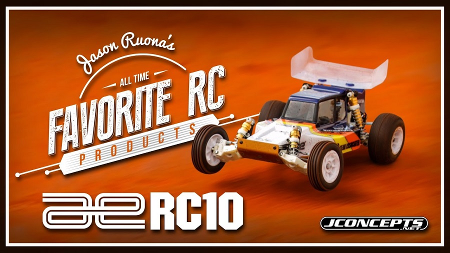 Jason's All Time Favorites - Team Associated RC10