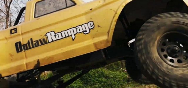Kyosho Outlaw Rampage Pro [VIDEO]