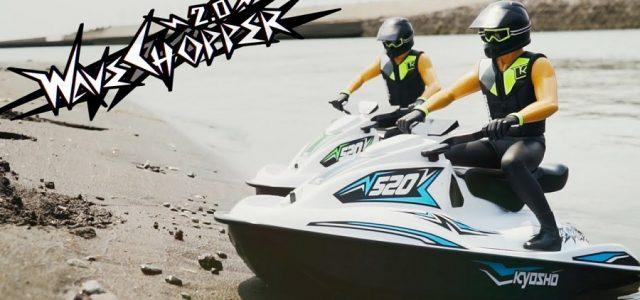 Kyosho Wave Chopper 2.0 [VIDEO]
