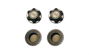 Mugen Serrated Closed Wheel Nuts For The MBX8/8T/MGT