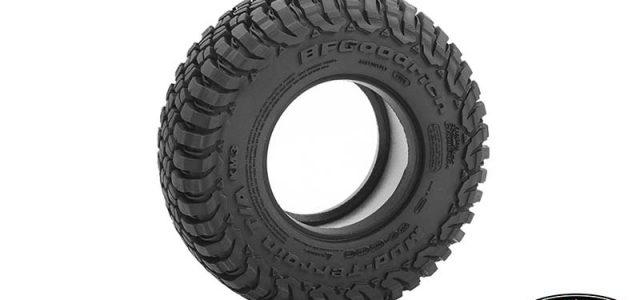 """RC4WD BFGoodrich Mud Terrain T/A KM3 1.7"""" Tires"""