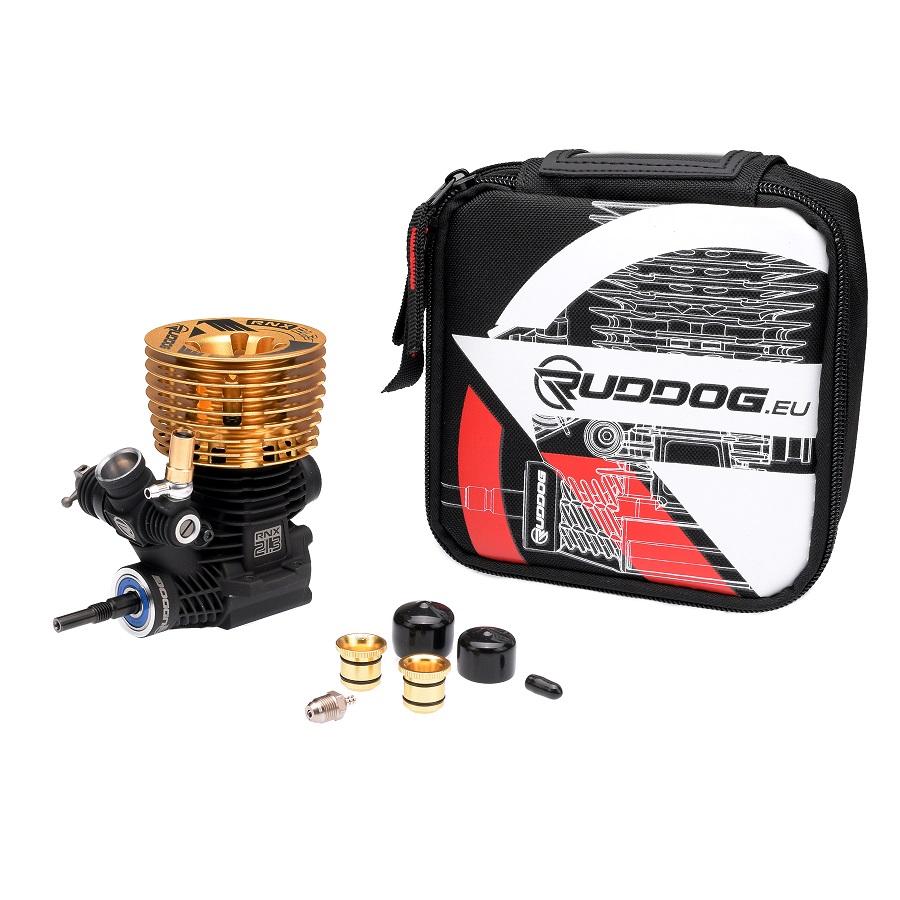 RUDDOG RNX21.3 3.5ccm Nitro Offroad Competition Engine