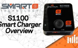 S1100 Spektrum Smart Charger Overview & Demonstration [VIDEO]