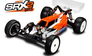 "Serpent SRX2 Gen3 ""Carpet Spec"" 1/10 2WD Buggy"