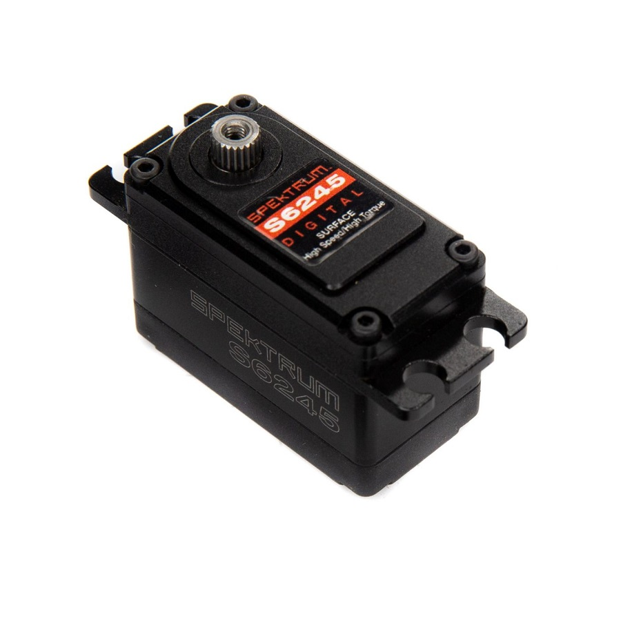 Spektrum S6245 Standard Digital High Speed High Torque Waterproof Metal Gear Surface Servo