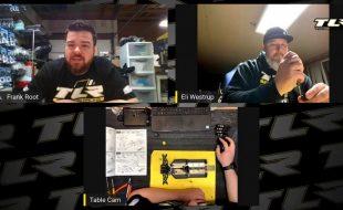 TLR 22X-4 Livestream Build Series [VIDEO]
