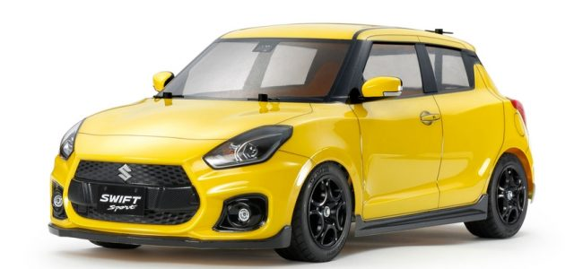 Tamiya Suzuki Swift Sport
