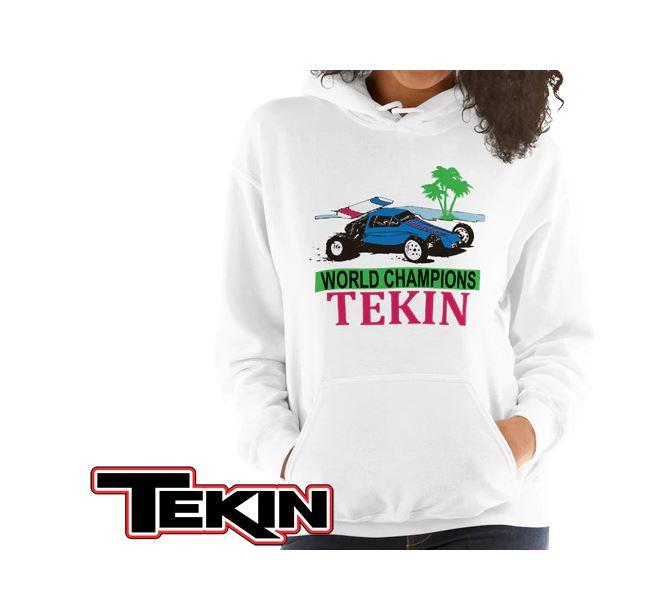 Tekin Retro World Champions Flashback T-Shirt & Hoodie