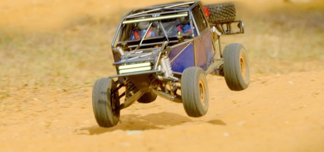 Unleash The Ultimate Traxxas Unlimited Desert Racer [VIDEO]