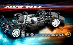 XRAY NT1 '20 On-Road Nitro Touring Car
