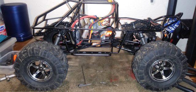 Custom scx10 ii