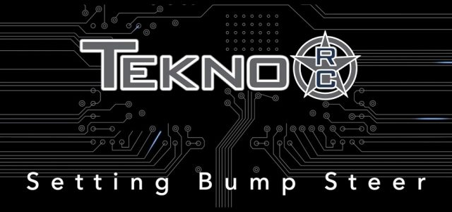 Checking Bump Steer With Tekno's Joe Bornhorst [VIDEO]