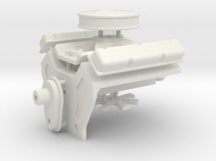 Element RC 3D Printed Engine Parts