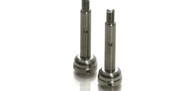 Exotek Drag Racing Titanium Axles For TLR 22 Series
