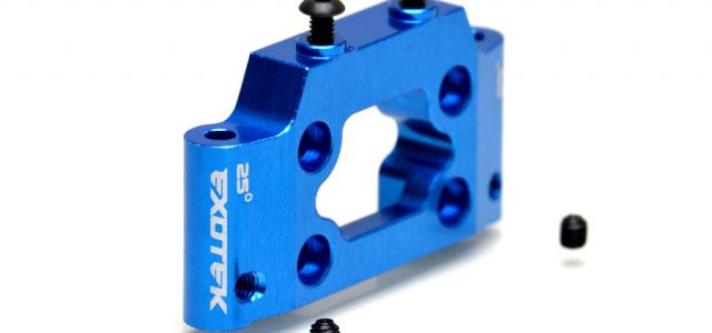 Exotek HD Alloy Bulkhead For The DR10