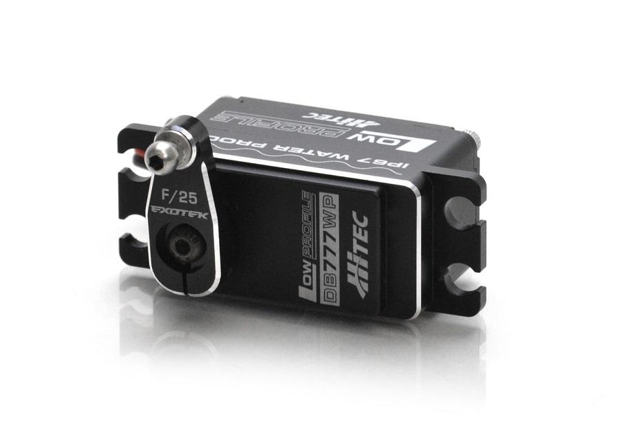 Exotek HD Servo Horn For TLR 22 Series