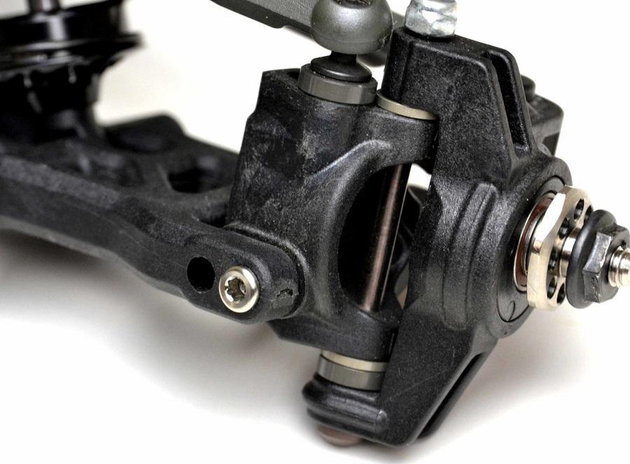 Exotek Titanium Hinge Pin Set For TLR 22 Series