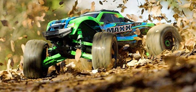 Go WIDE With The Traxxas WideMAXX Suspension Kit [VIDEO]