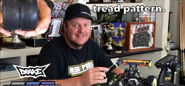 Holeshot VS. Buckshot RC Tire Selection With Mugen's Adam Drake [VIDEO]