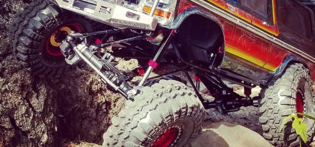 Trail tough TRX-4 Bronco