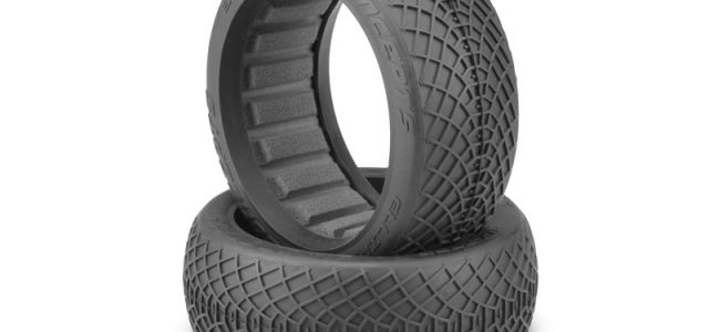 JConcepts Ellipse 1/8 Buggy Tires Now Available In Silver Compound