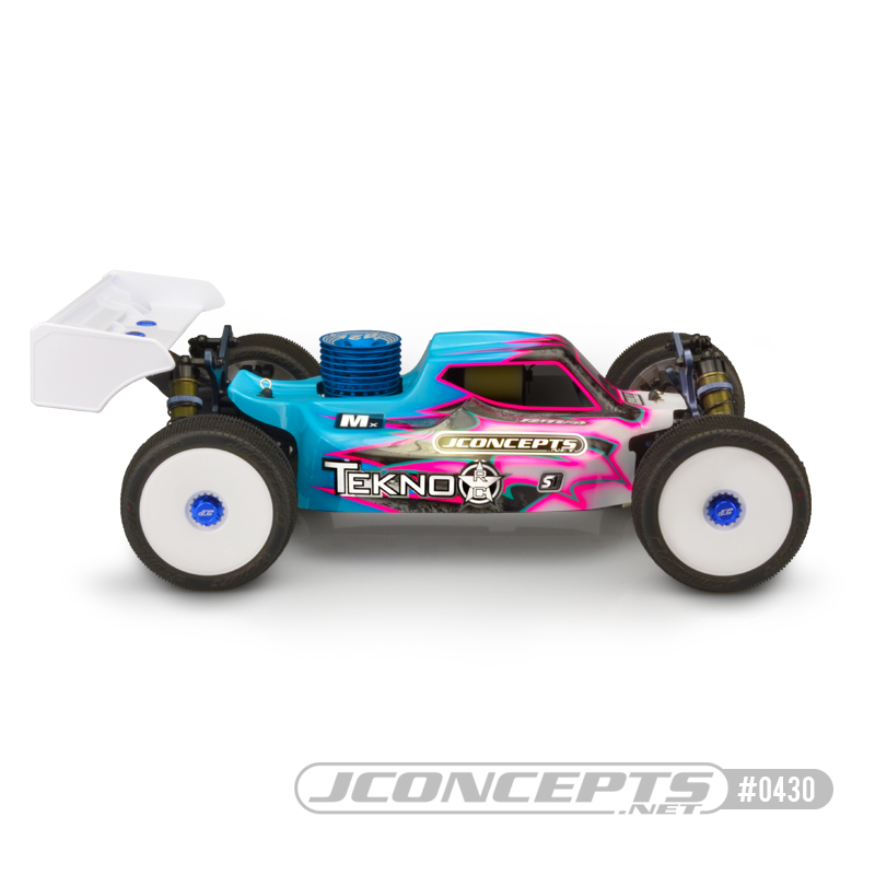 JConcepts S15 Tekno NB48 2.0 Clear Body