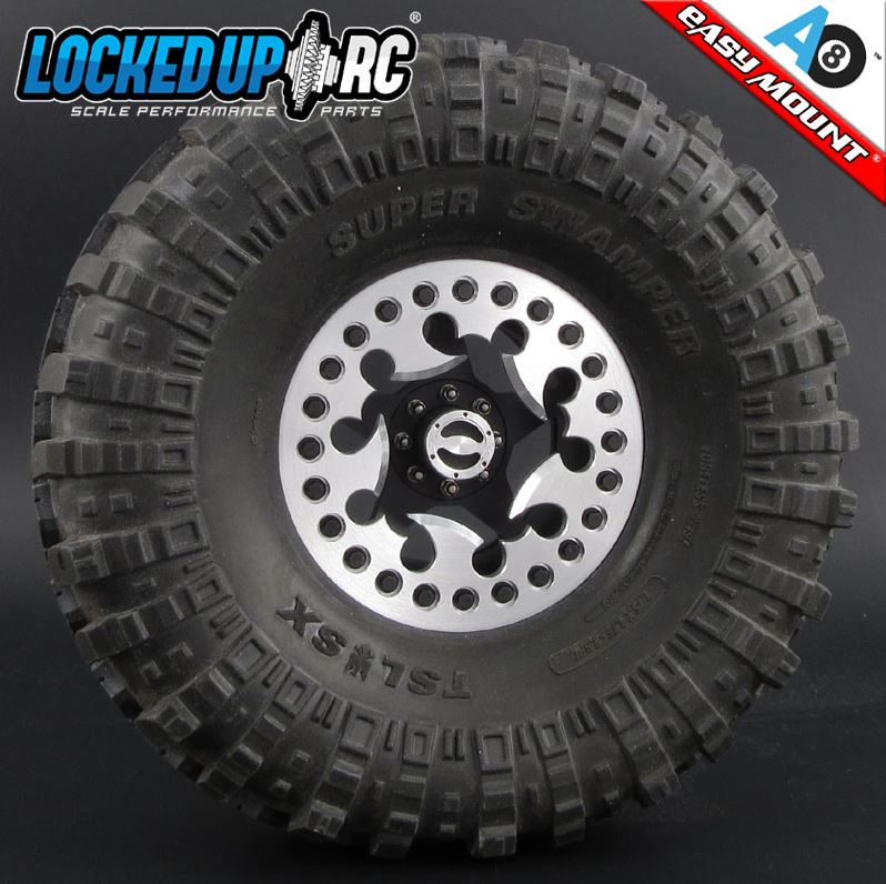 Locked Up RC 1.9 EG1 Bead Lock Ring