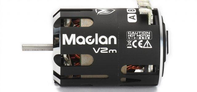 Maclan MRR V2M 4.5DR Drag Pack Motor