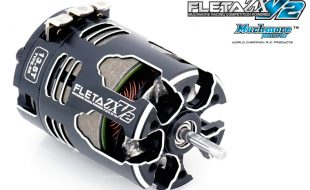 Muchmore FLETA ZX V2 13.5T ER Spec Brushless Motor With 21X Rotor